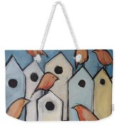Bird Condo Association Weekender Tote Bag