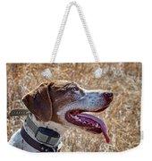 Bird Dog - Profile Weekender Tote Bag