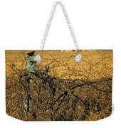 Bird House And Farm Weekender Tote Bag