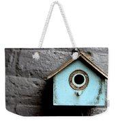 Bird House Of Blue By Diana Sainz Weekender Tote Bag
