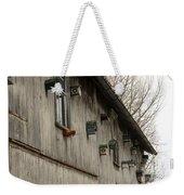 Bird Houses Weekender Tote Bag