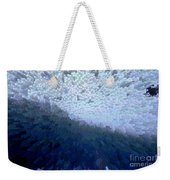 Bird In A Storm - Obstacle - Life Journey Weekender Tote Bag