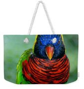 Bird In Your Face  Weekender Tote Bag