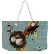 Bird Nest - 02v02t01 Weekender Tote Bag