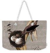 Bird Nest - 02v23c2b Weekender Tote Bag