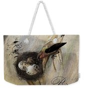 Bird Nest - Sp11ac02 Weekender Tote Bag