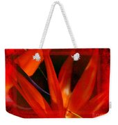 Bird Of Paradise Flower 5 Weekender Tote Bag