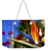 Bird Of Paradise Open For All To See Weekender Tote Bag