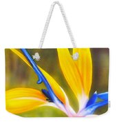 Bird Of Paradise Revisited Weekender Tote Bag