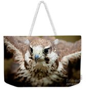 Bird Of Prey Flying Weekender Tote Bag