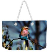Bird On A Limb Weekender Tote Bag