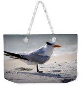 Bird On The Shoreline Weekender Tote Bag