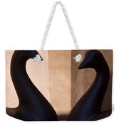 Bird Sculptures Weekender Tote Bag