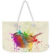 Bird Study Weekender Tote Bag