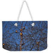 Bird Tree Weekender Tote Bag