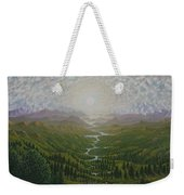 Bird View Weekender Tote Bag