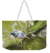 Bird Whirl Weekender Tote Bag
