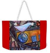Birdball Weekender Tote Bag
