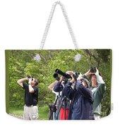 Birders Weekender Tote Bag