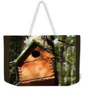Birdhouse By Line Gagne Weekender Tote Bag