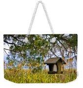 Where The Wild Birds Eat Weekender Tote Bag
