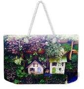 Birdhouses Weekender Tote Bag