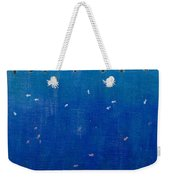 Birds And Fish Weekender Tote Bag
