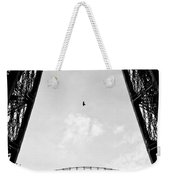Birds-eye View Weekender Tote Bag by Dave Bowman