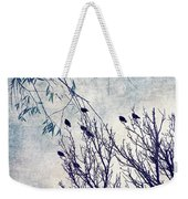 Birds Of A Feather Flock Together Weekender Tote Bag