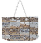 Birds Of Many Feathers Weekender Tote Bag