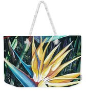 Birds Of Paradise  2   Sold Weekender Tote Bag