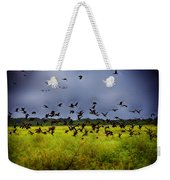 Birds Of The Wetlands V11 Weekender Tote Bag