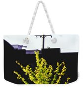 Birds On A Wire In Cooper Young Weekender Tote Bag