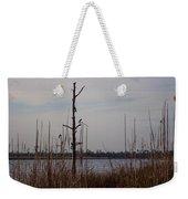 Birds On The River Weekender Tote Bag