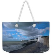 Birling Gap Beach Weekender Tote Bag
