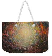 Birth Canal Weekender Tote Bag