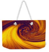 Birth Of A Galaxy Weekender Tote Bag