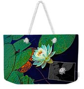 Birth Of An Image Weekender Tote Bag