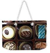 Birthday Chocolates Weekender Tote Bag