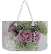 Birthday Flowers Two Weekender Tote Bag