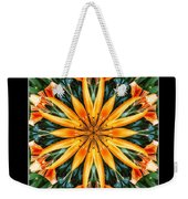 Birthday Lily For Erin Weekender Tote Bag