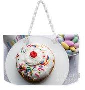 Birthday Party Donut Weekender Tote Bag