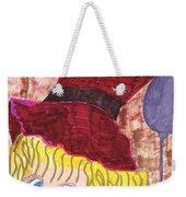 Birthday Party Weekender Tote Bag