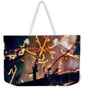 Birthed From Fire Weekender Tote Bag