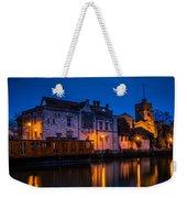 Bishops Palace Maidstone Weekender Tote Bag