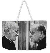 Bishops Talk Weekender Tote Bag
