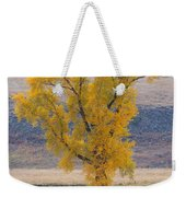 Bison And Cottonwood Weekender Tote Bag