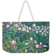 Bisset Park Hibiscus Weekender Tote Bag