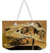 Bistahieversor Dinosaur Skull Fossil Weekender Tote Bag