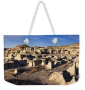 Bisti Badlands Pano Weekender Tote Bag